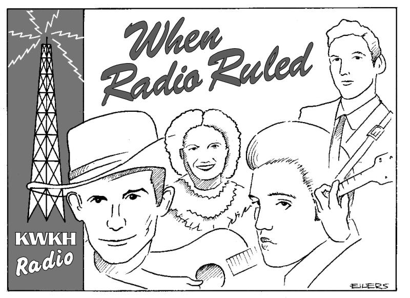 WHEN RADIO RULED