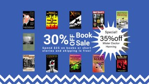 30 Percent Off Promo Header with Henning Special