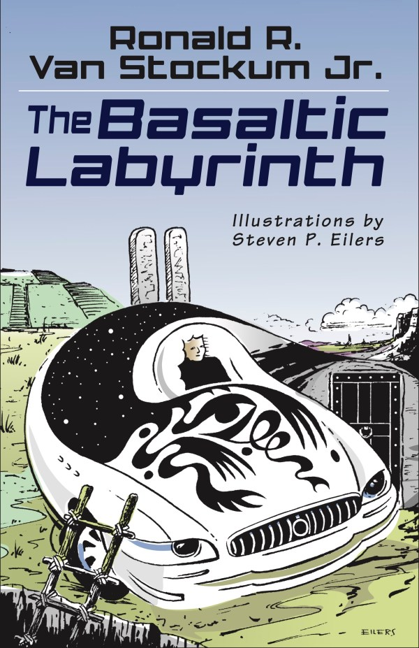 Front cover of The Basaltic Labyrinth