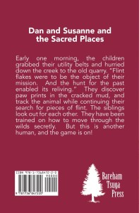 Back matter for Dan and Susanne and the Sacred Places