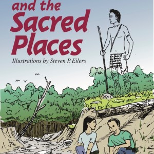 Cover for Dan and Susanne and the Sacred Places