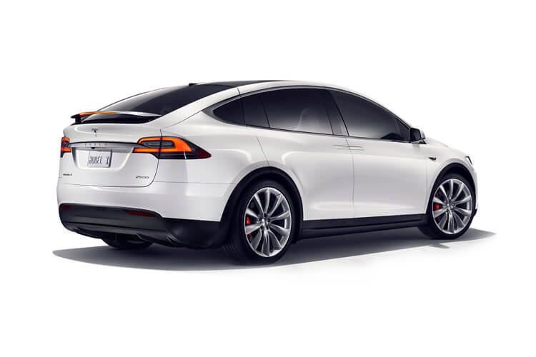 Tesla Model X 100kwh Dual Motor Performance Ludicrous