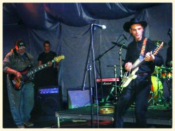Egyptian Face live at Rock Without Borders VI - Dec 5, 2015
