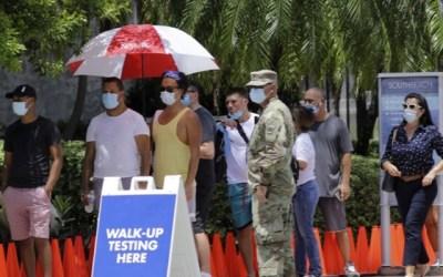 Virus testing turnaround times reveal wide disparity