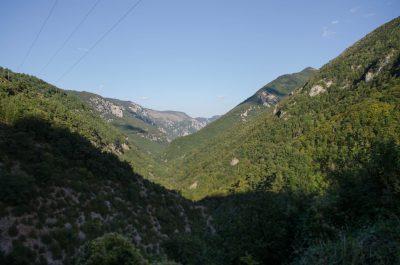 Auf einem Roadtrip in den französischen Pyrenäen
