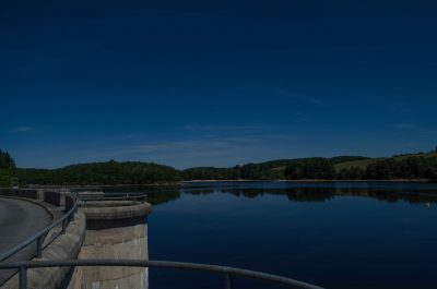 Location am Lac de Viam während meines Roadtrips