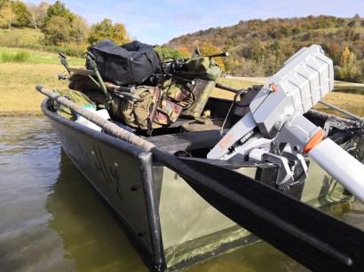 Portaboot, Boot, Torqueedo, Elektromotor, Tackle, Carpfishing, Frankreich,