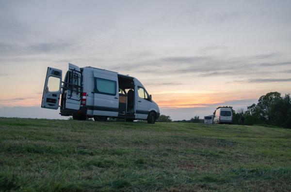 Vanlife, Mercedes Sprinter, Sprinterumbau