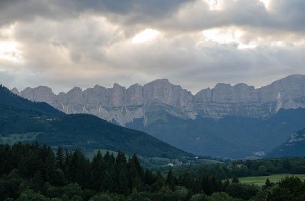 Alpen in Frankreich