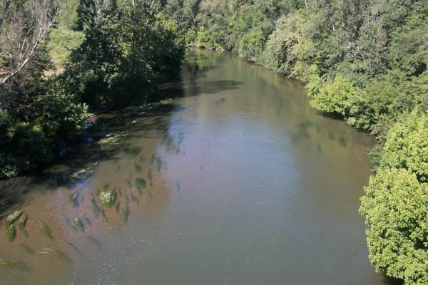 Fluss in Frankreich