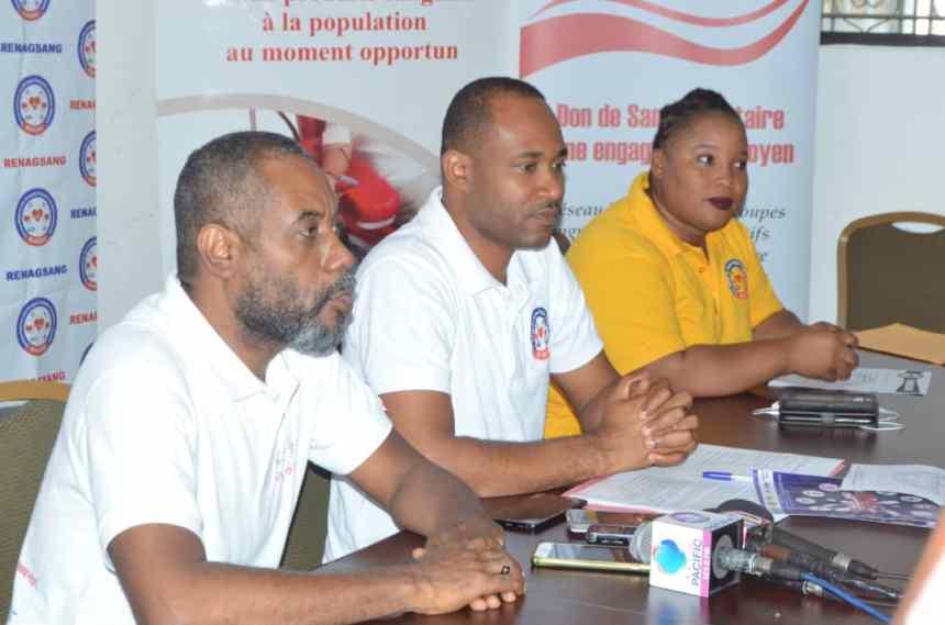 , Haïti Santé: Le RENAGSANG se mobilise pour une collecte de sang à l'occasion de la fête des mères
