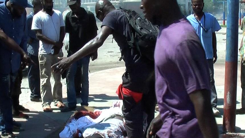 , Un mécanicien abattu au Centre-Ville, un militaire montré du doigt