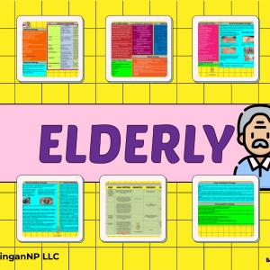 Elderly Cover