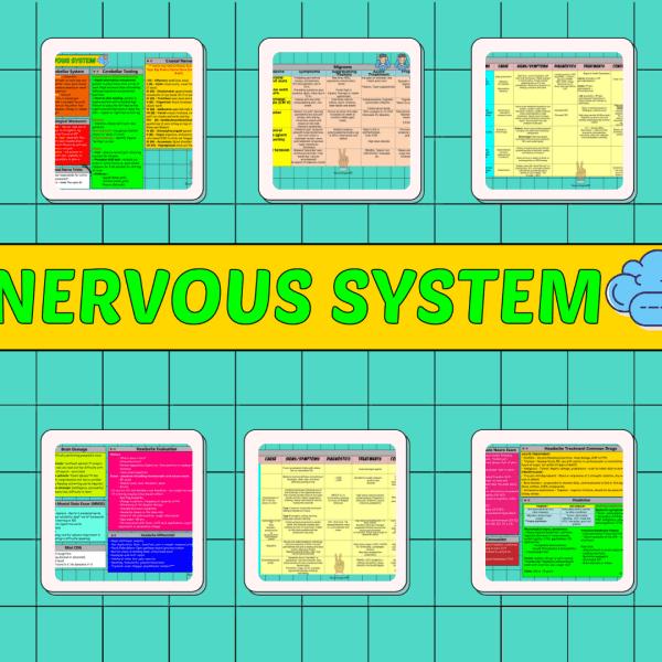 Nervous System Cover