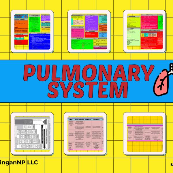Pulmonary Cover