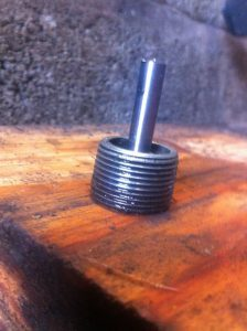 VW T25 T3 Syncro Gearbox clean drain plug