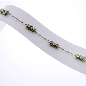 TABOU MINI SET ON GEMSTONE BRACELET