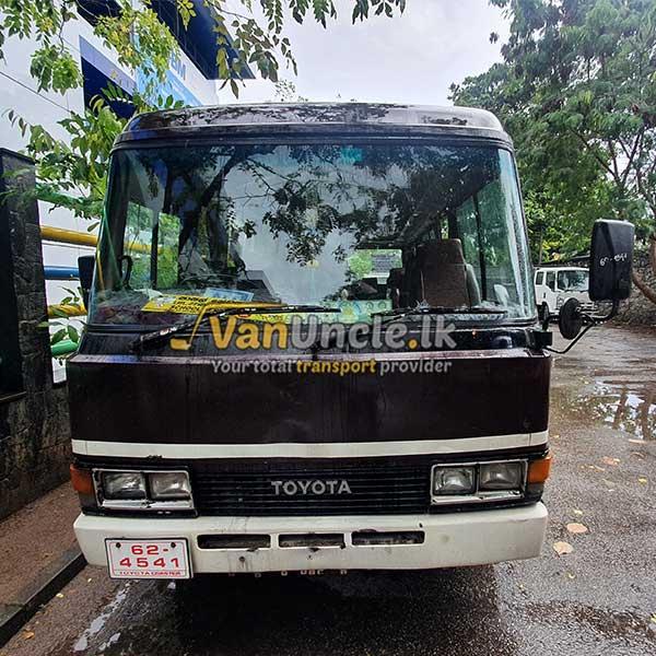 School Transport Service from Yagoda to Ganemulla