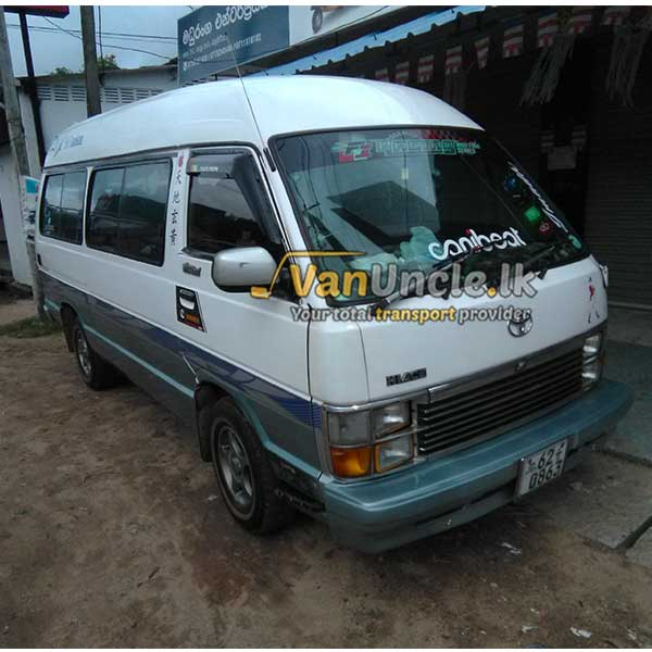 Staff Office Transport Service from Wellampitiya to Townhall