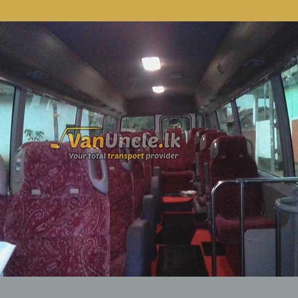 Office Transport from Katukurunda to Moronthuduwa