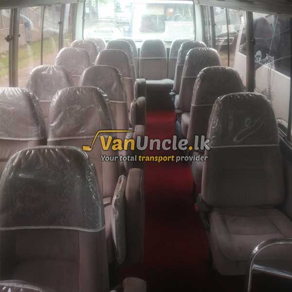 Office Transport Service from Homagama to Fort
