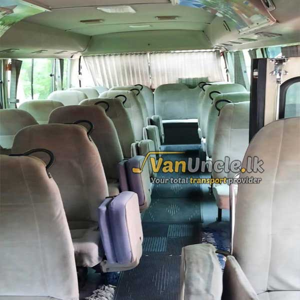 Office Transport Service from Kaduwela to Kollupitiya
