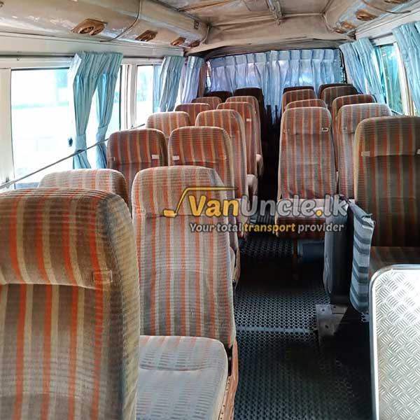 Office Transport Service from Nittambuwa to Negombo