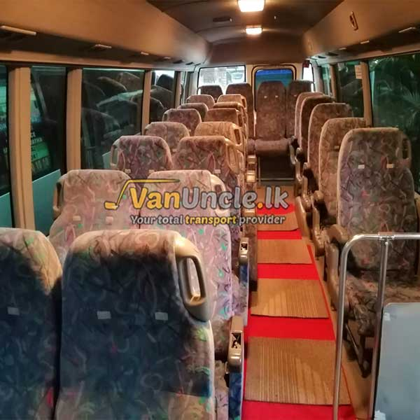 Office Transport Service from Bandaragama to fort