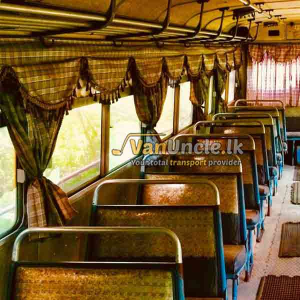 Office Transport Service from Ambulgama to Rajagiriya