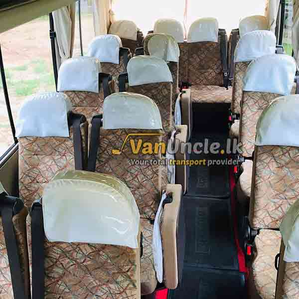 Office Transport Service from Colombo to Galle