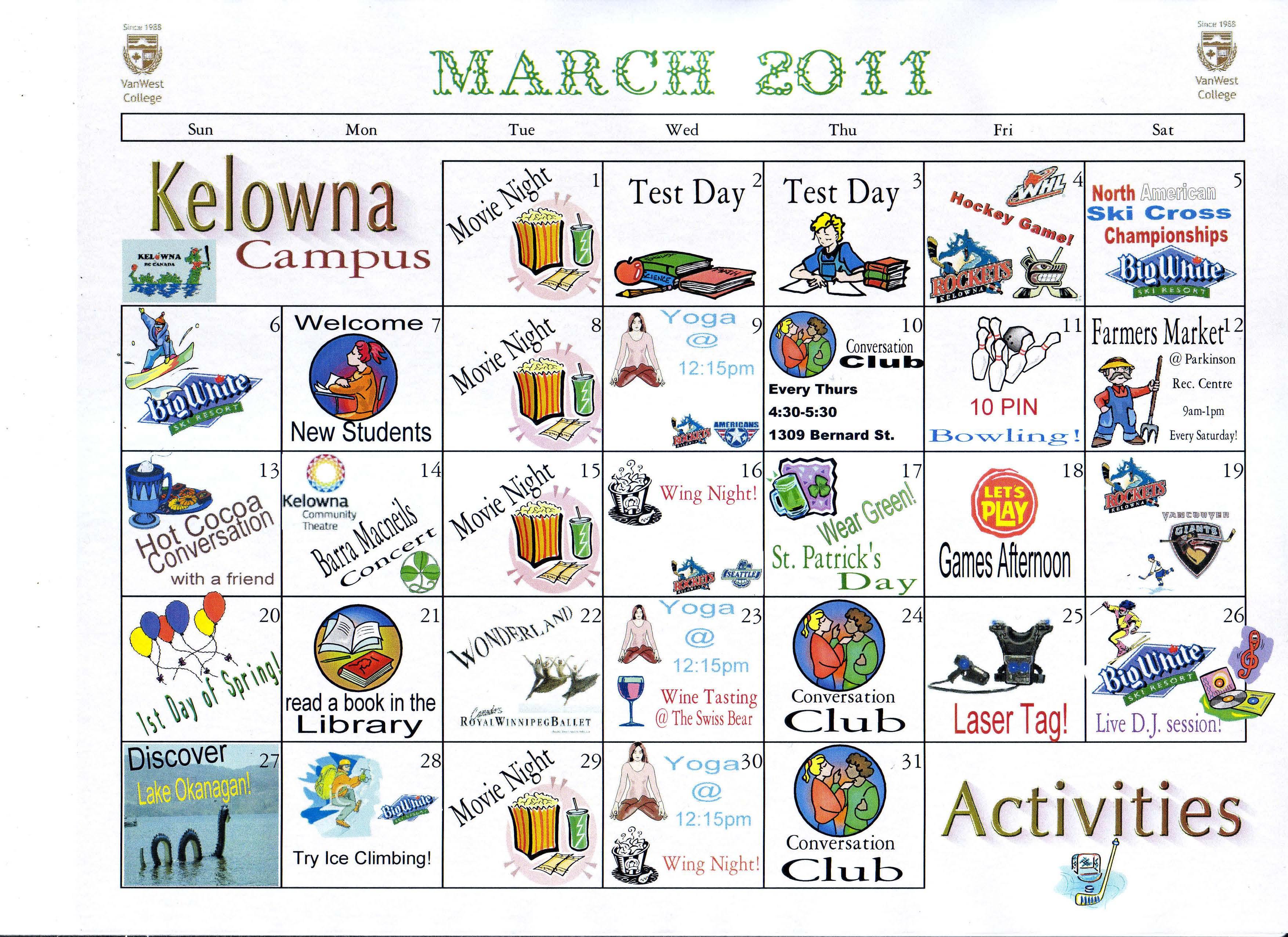 Learn English In Kelowna