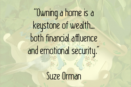 Quote by Suze Orman