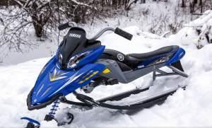 Yamaha Kids Ape replica sneeuwscooter