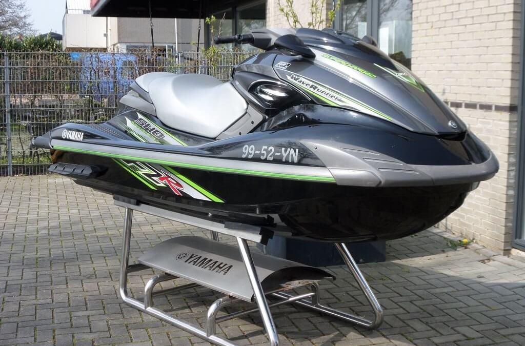 Yamaha WaveRunner FZR 2011 | VERKOCHT