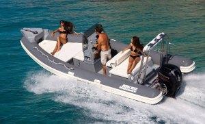 Joker boat, de Joker Coaster 650, de ultieme rib
