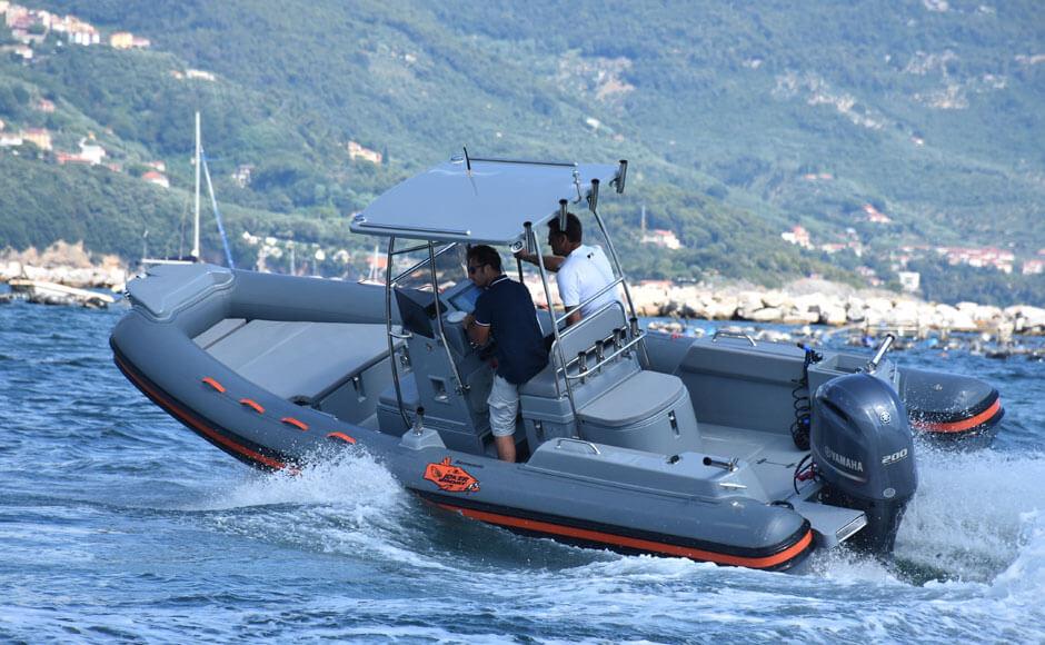 Joker boat Coaster 650 Barracuda