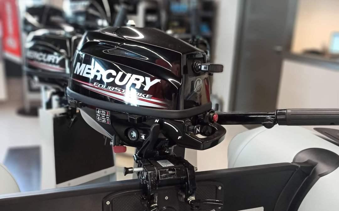 Mercury F2.5