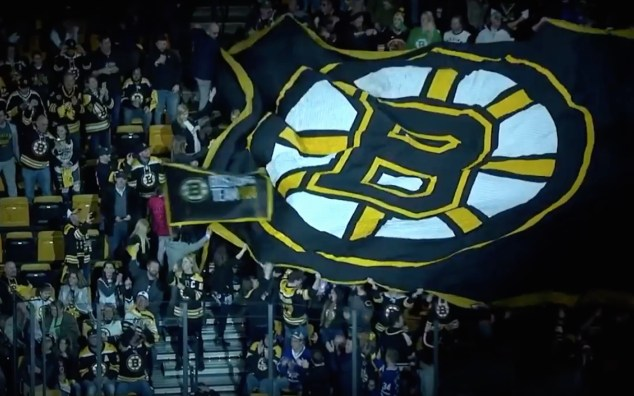 Image result for bruins hype