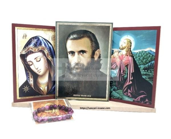 Set icoane cu un cadou religios