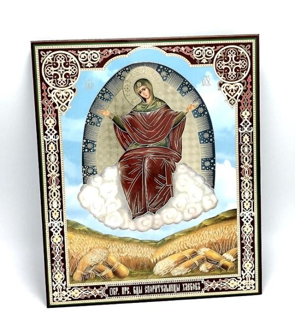 Icoana Maicii Domnului sporirea granelor