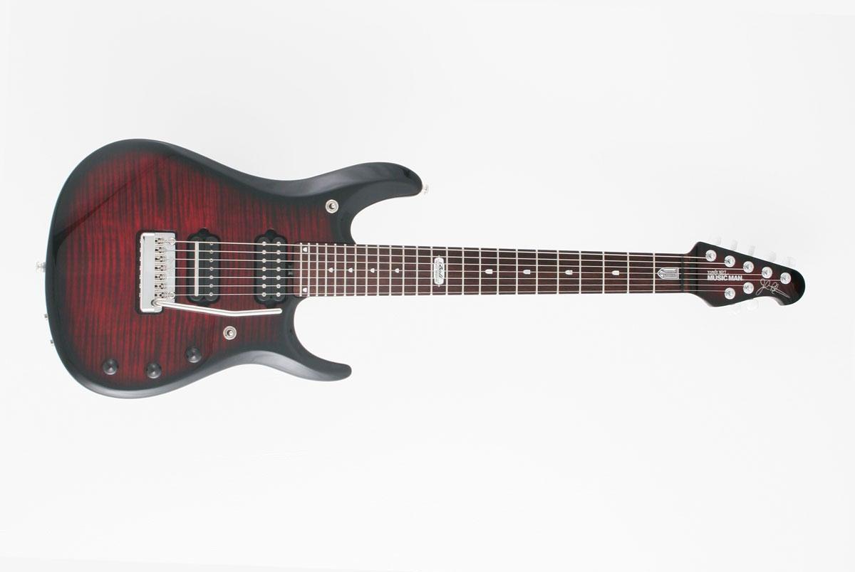 Ernie Ball/Music Man John Petrucci red