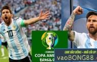 Soi kèo Argentina – Colombia 5h00 – 16/6/2019 - Copa America 2019