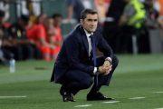 HLV Valverde nói gì trước nguy cơ bị sa thải?