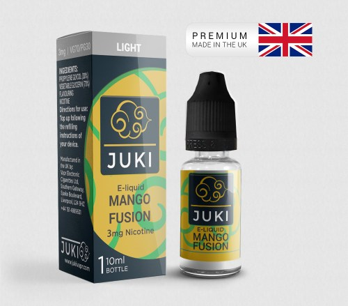 Fruity Mango Ejuice 70vg 3mg
