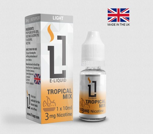 Tropical Mix ejuice 3mg 70vg