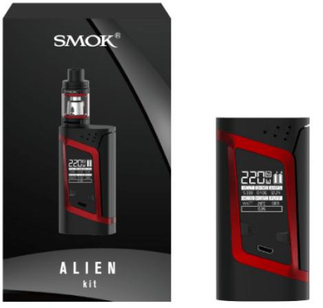 smok alien 220 watt mod - buy it in the UK