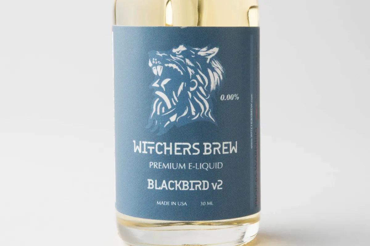 【リキッド】Blackbird V2「ブラックバード バージョン2/ブイ2」 (Witchers Brew/ウィッチャーズブリュー) レビュー