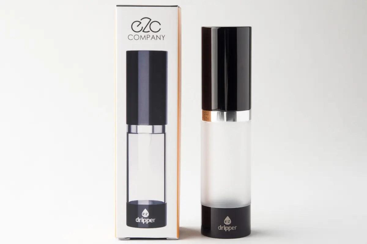【リキッドボトル】ez dripper bottle「イージー ドリッパー ボトル」 / ezc company レビュー