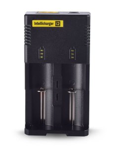 nitecore i2 18650 battery charger