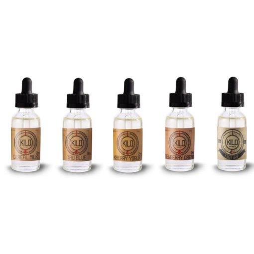 Kilo E-Liquids Flavors